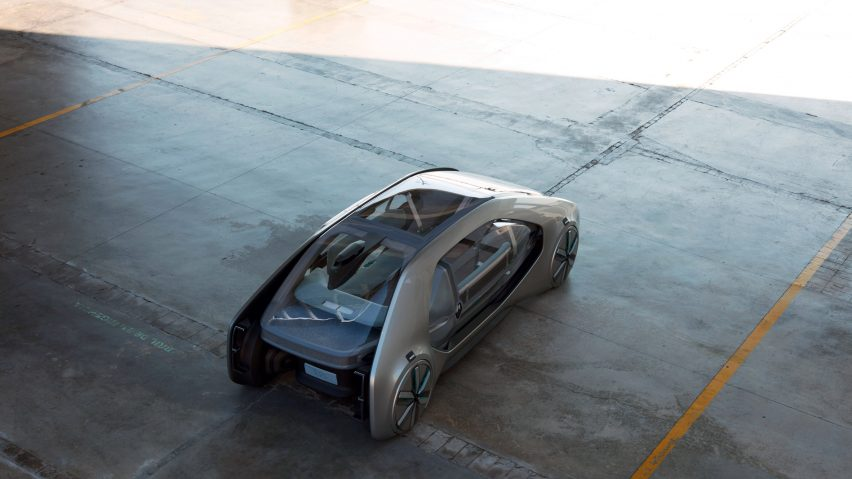 Renault unveils its latest vision for future shared urban transport