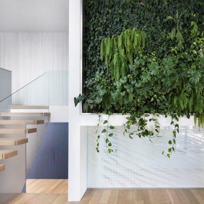 Architecture with green walls Dezeen magazine