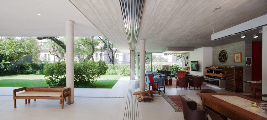 Residencia Cidade Jardim by Perkins+Will