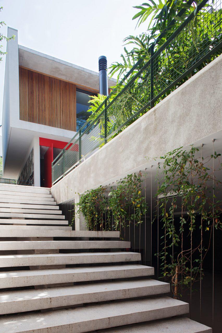 Residencia Cidade Jardim By Perkins Will