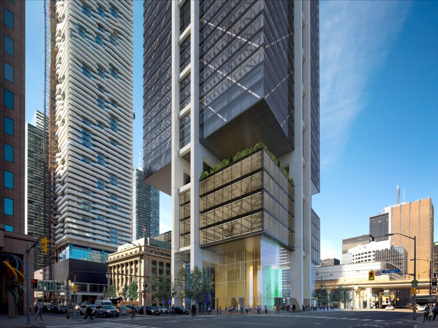 Rogers Stirk Harbour + Partners to develop Toronto tower