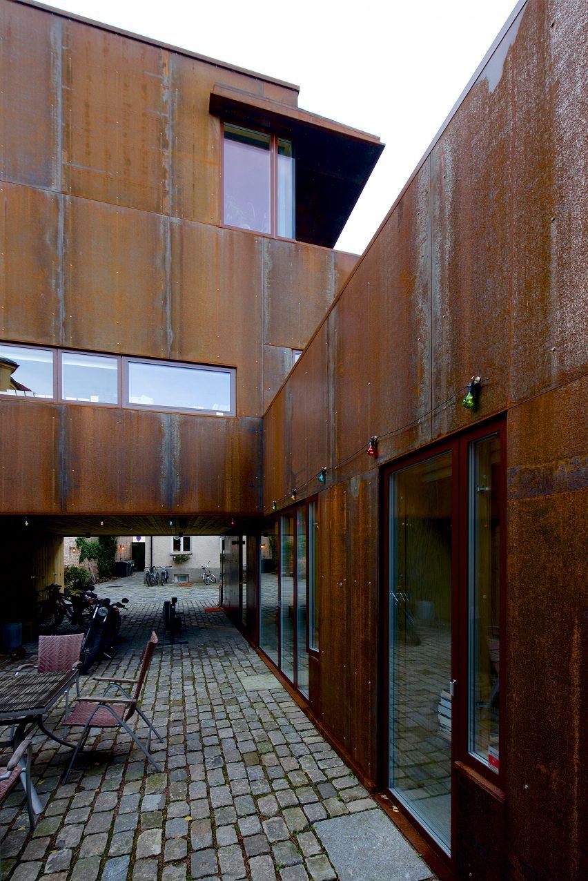 Rust House by Jarmund/Vigsnæs Architects