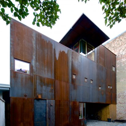 Rust House by Jarmund/Vigsnæs Architects