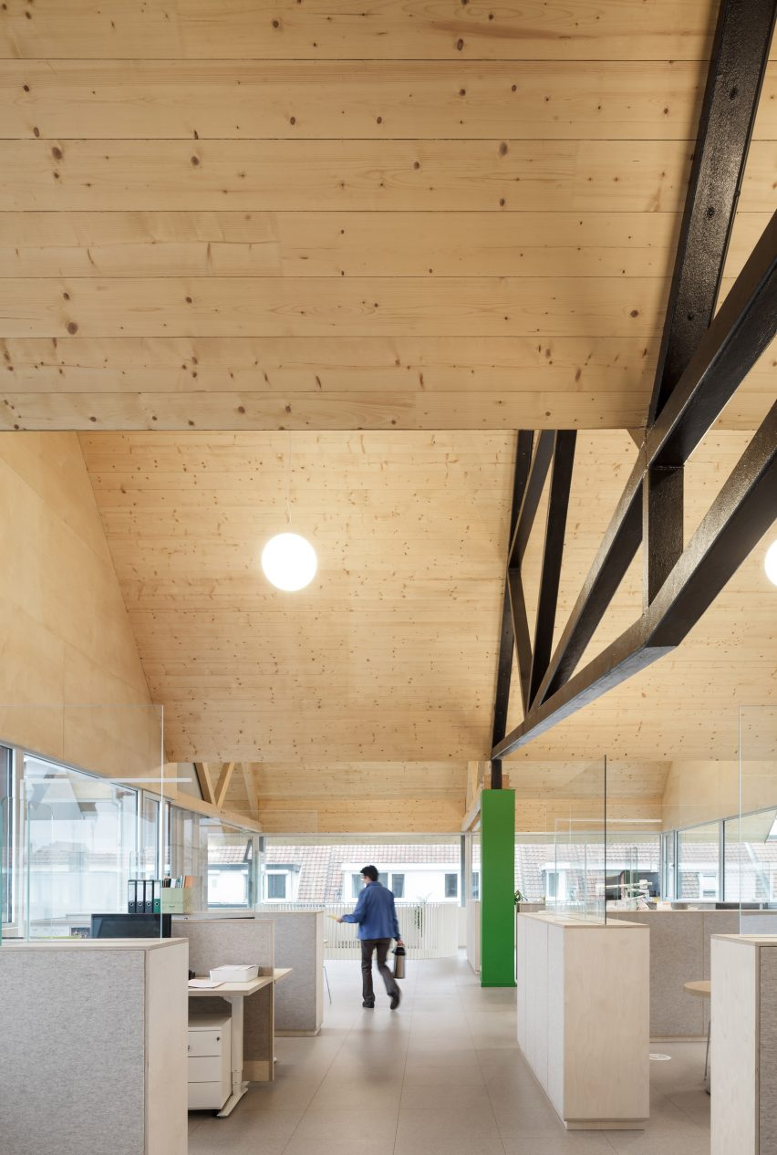 Ryhove Ghent office by TRANS architectuur