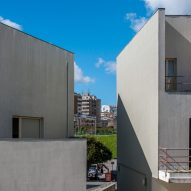SAAL Bouça by Alvaro Sİza photographed by Zeynep Yılmaztürk