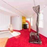 Sam Stewart imagines furniture for fictional New York apartment occupant