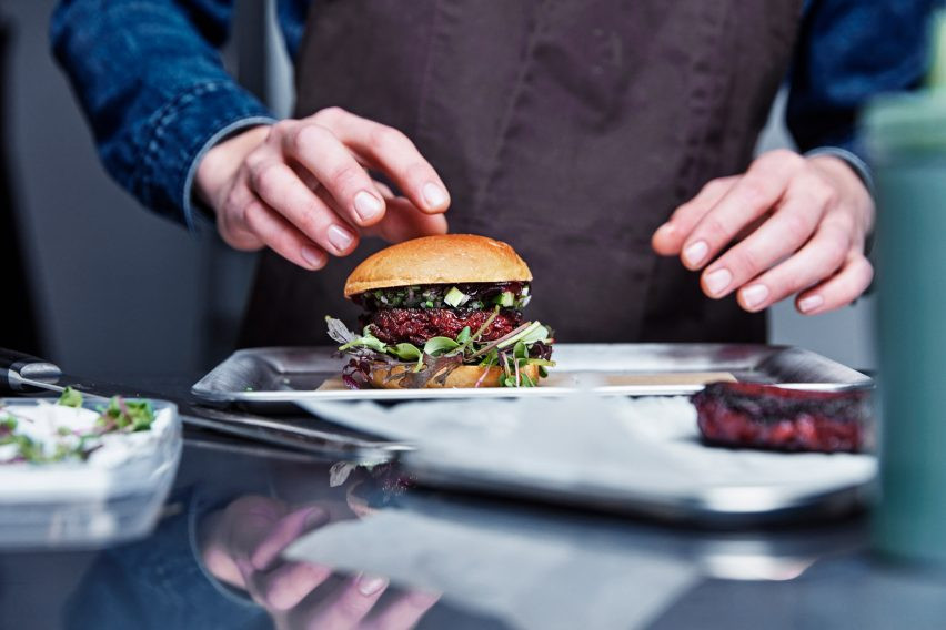 IKEA research lab Space 10 develops the burgers and hot dogs of the future