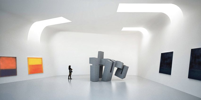 Steven Holl Angers Museum