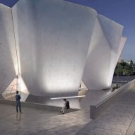 Steven Holl to build French museum with fortress-inspired concrete towers