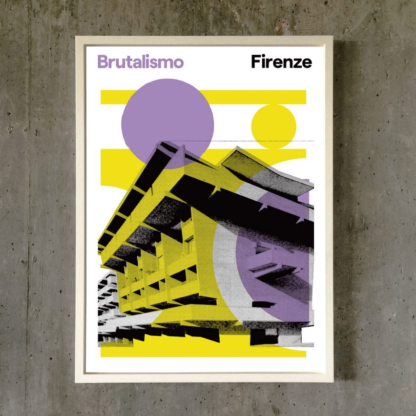 This Brutal House posters competition