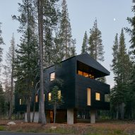 10 architecture projects that prove black is the new black