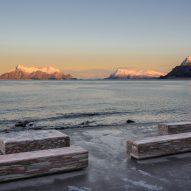 Ureddplassen (Norwegian Scenic Route) by Haugen/Zohar Arkitekter