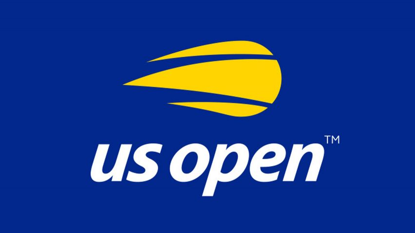 Chermayeff & Geismar & Haviv updates flaming tennis ball logo for US Open