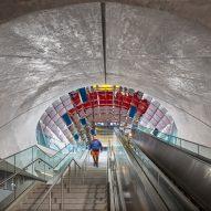 Vaughan Metropolitan Centre Station by Grimshaw Architects