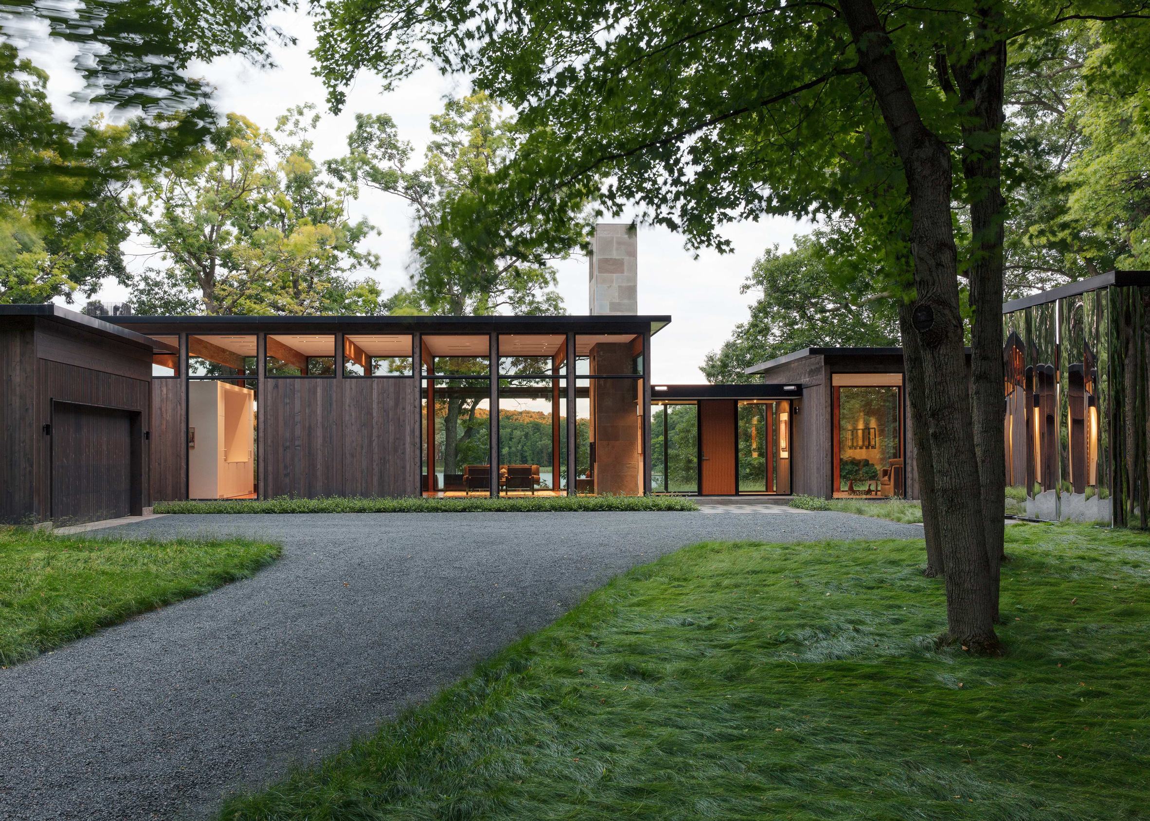 Woodland House by Altus