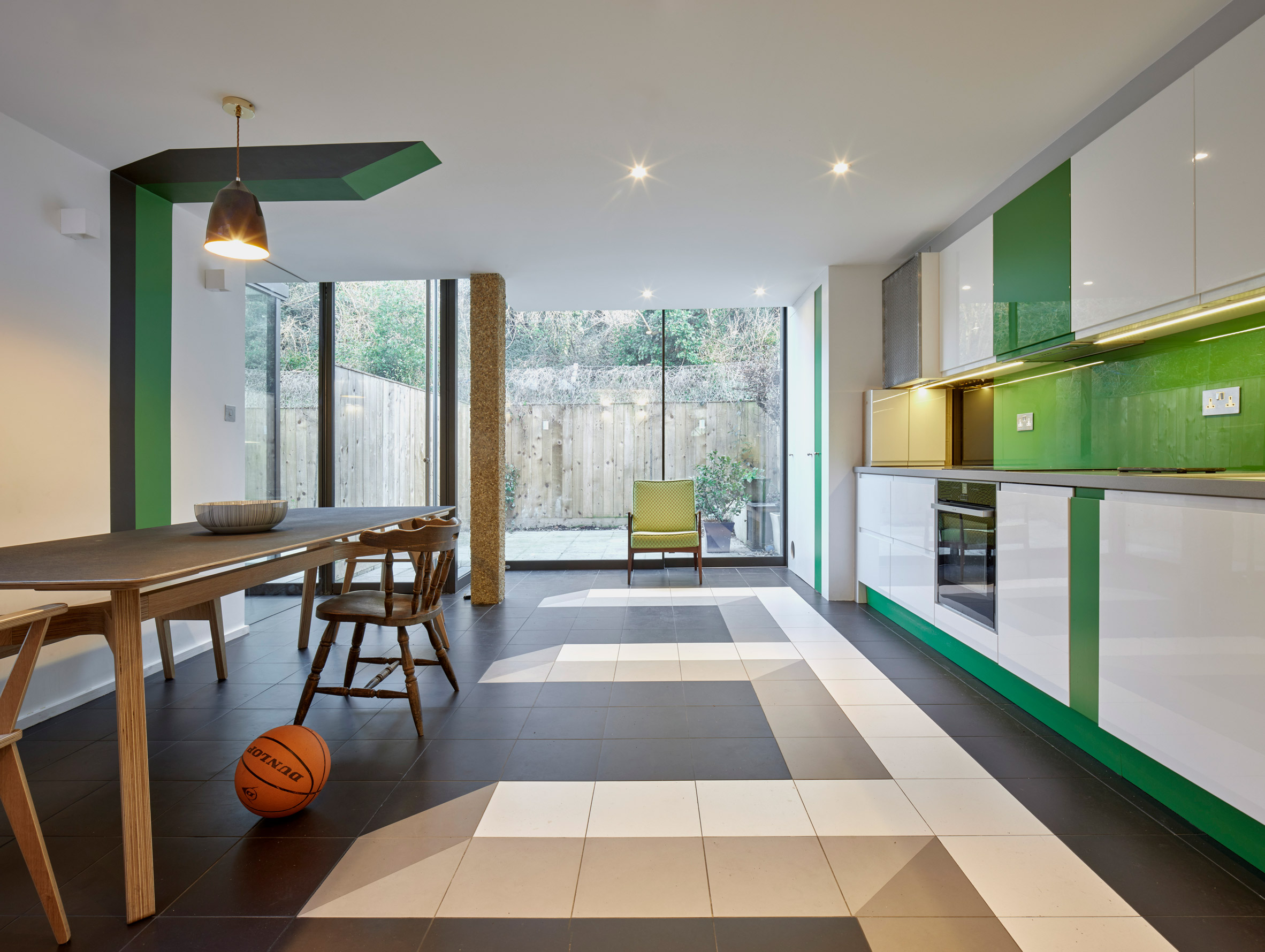 161 Norwood Road by Sean Griffiths