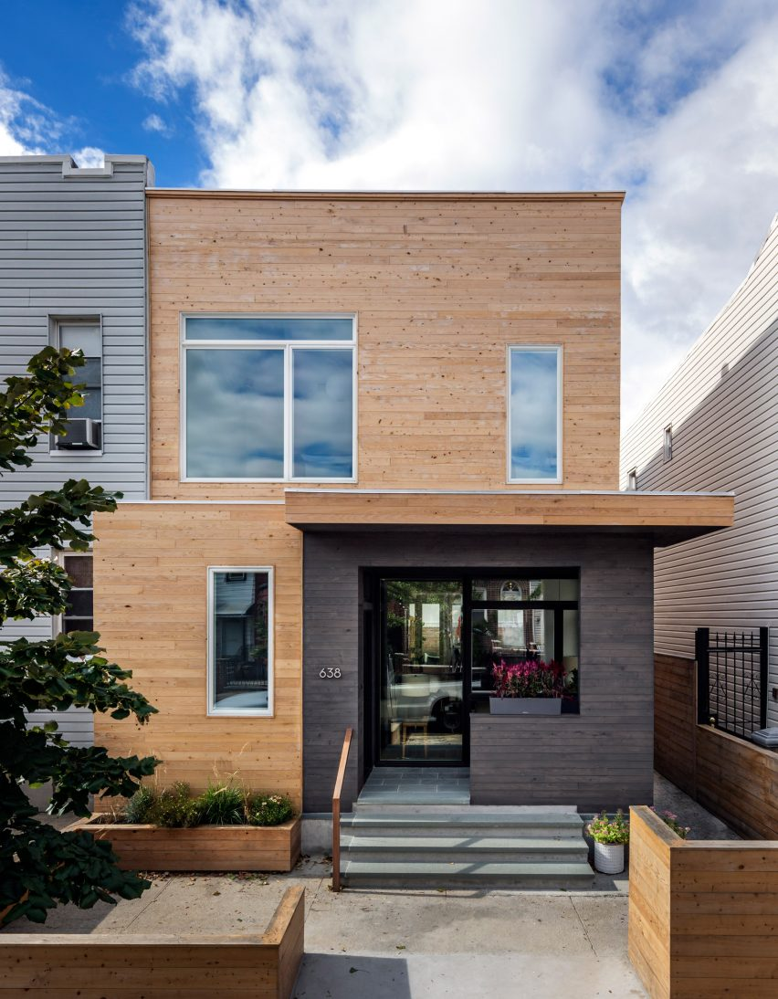 20th Street House by BFDO