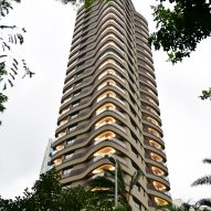 Pinfarinacompletes luxury tower in São Paulo