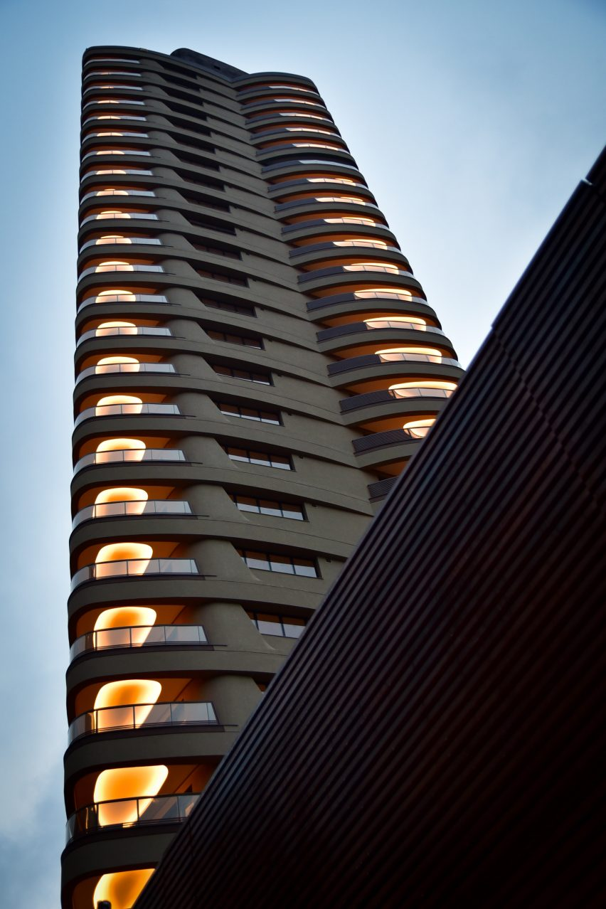Pinfarina completes luxury tower in São Paulo