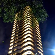 """Pininfarina brings """"dynamism"""" of car design to first residential tower"""