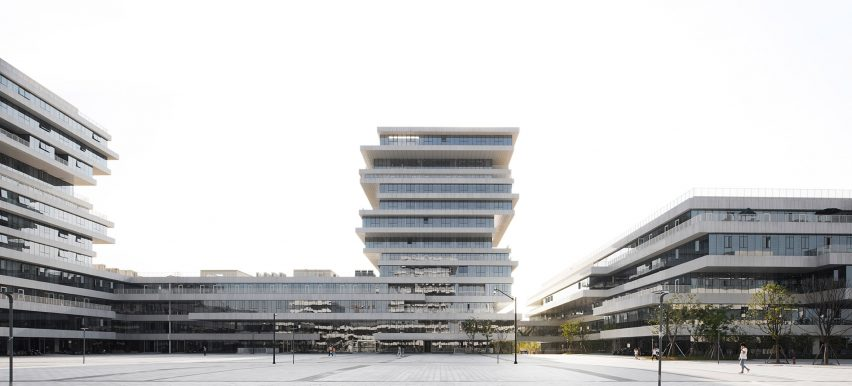 Hangzhou Normal University by WSP Architects