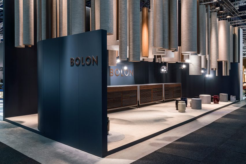 Elements installation by Neri&Hu for Bolon