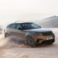 Range Rover Velar named World Car Design of the Year