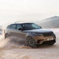 Range Rover Velar named World Car Design of the Year