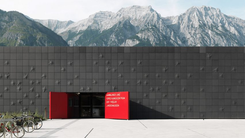 Tyrolean State Museum by Franz&Sue