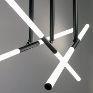"OMA draws on the ""fundamentals of geometry"" for XY180 lights"