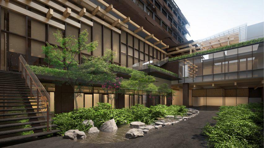 Kengo Kuma Designs Japanu0027s First Ace Hotel