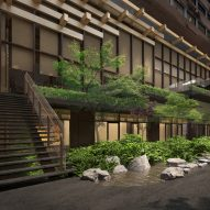 Kengo Kuma designs Japan's first Ace Hotel