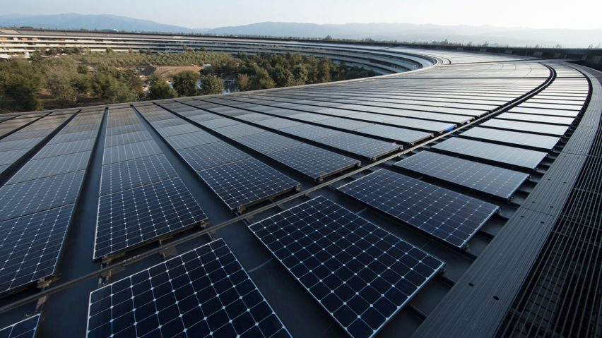 Apple hits 100% renewables goal