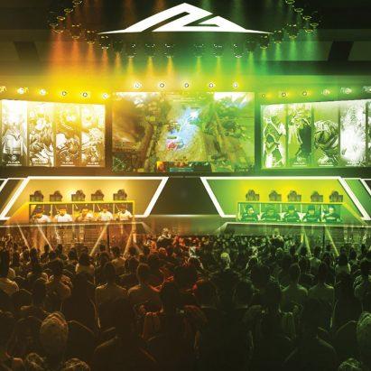 Populous to design esports arena in Texas