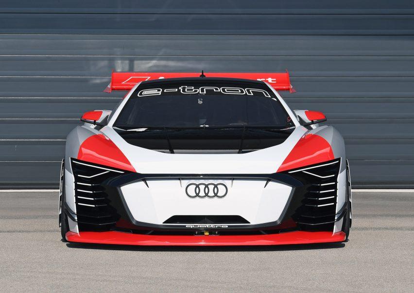 Audie-tronVision Gran Turismo