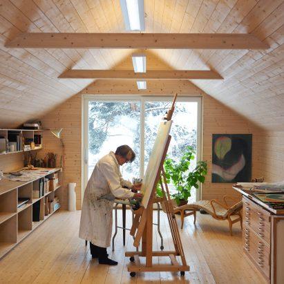 Barn House by Jon Danielsen Aarhus