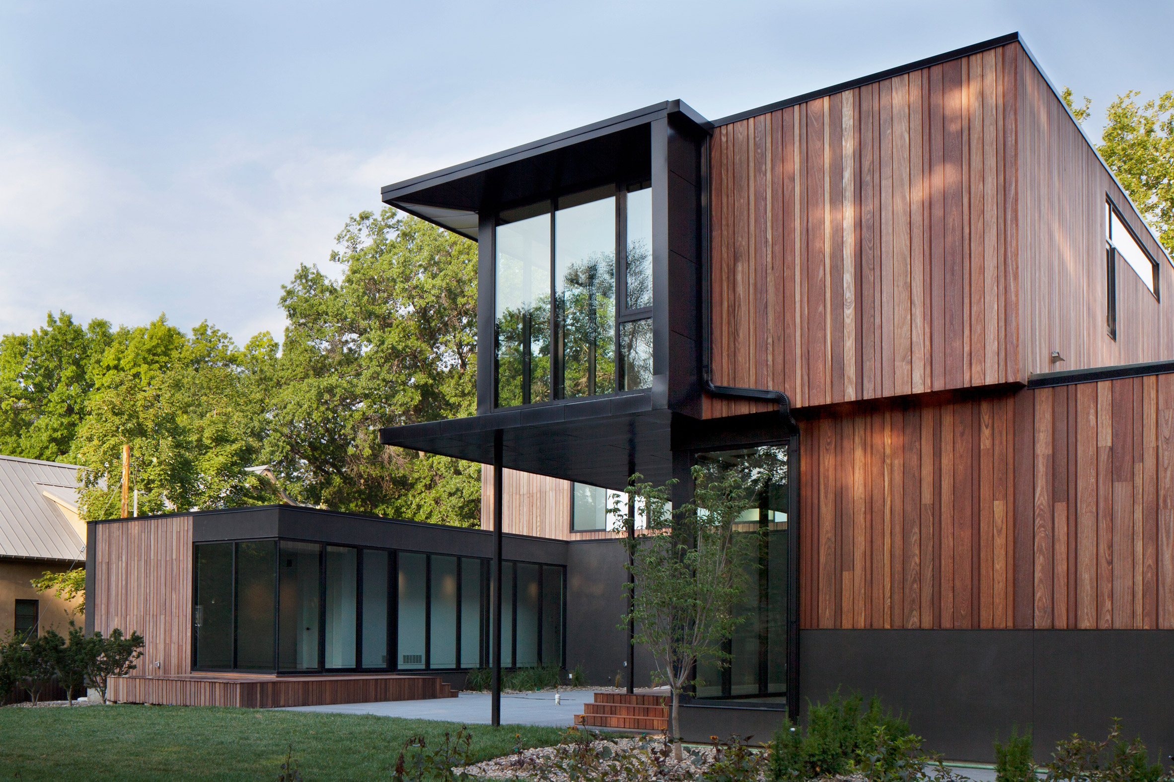 Baulinder House by Hufft