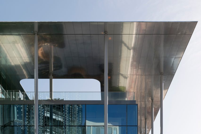 BBC Cymru Wales in Cardiff by Foster + Partners