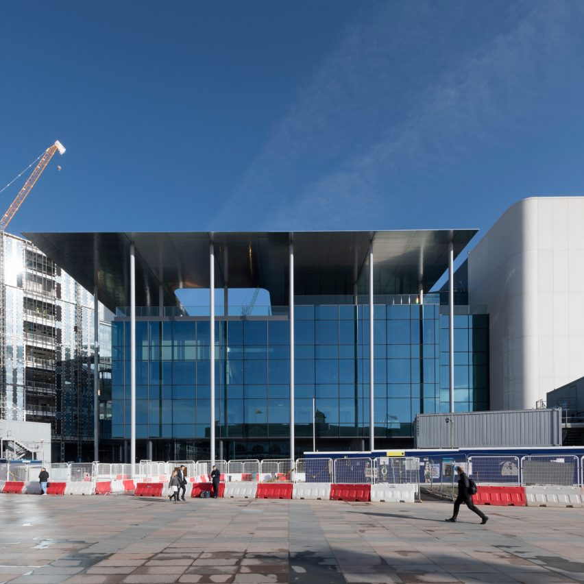 Foster + Partners completes BBC headquarters in Cardiff