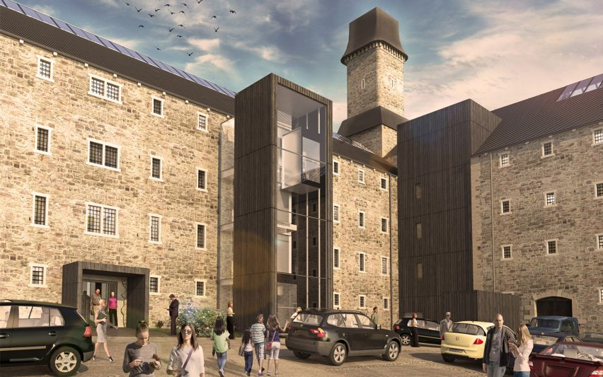 Bodmin Jail by Twelve Architects