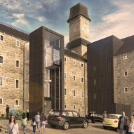Twelve Architects to turn the ruins of Bodmin Jail into a hotel