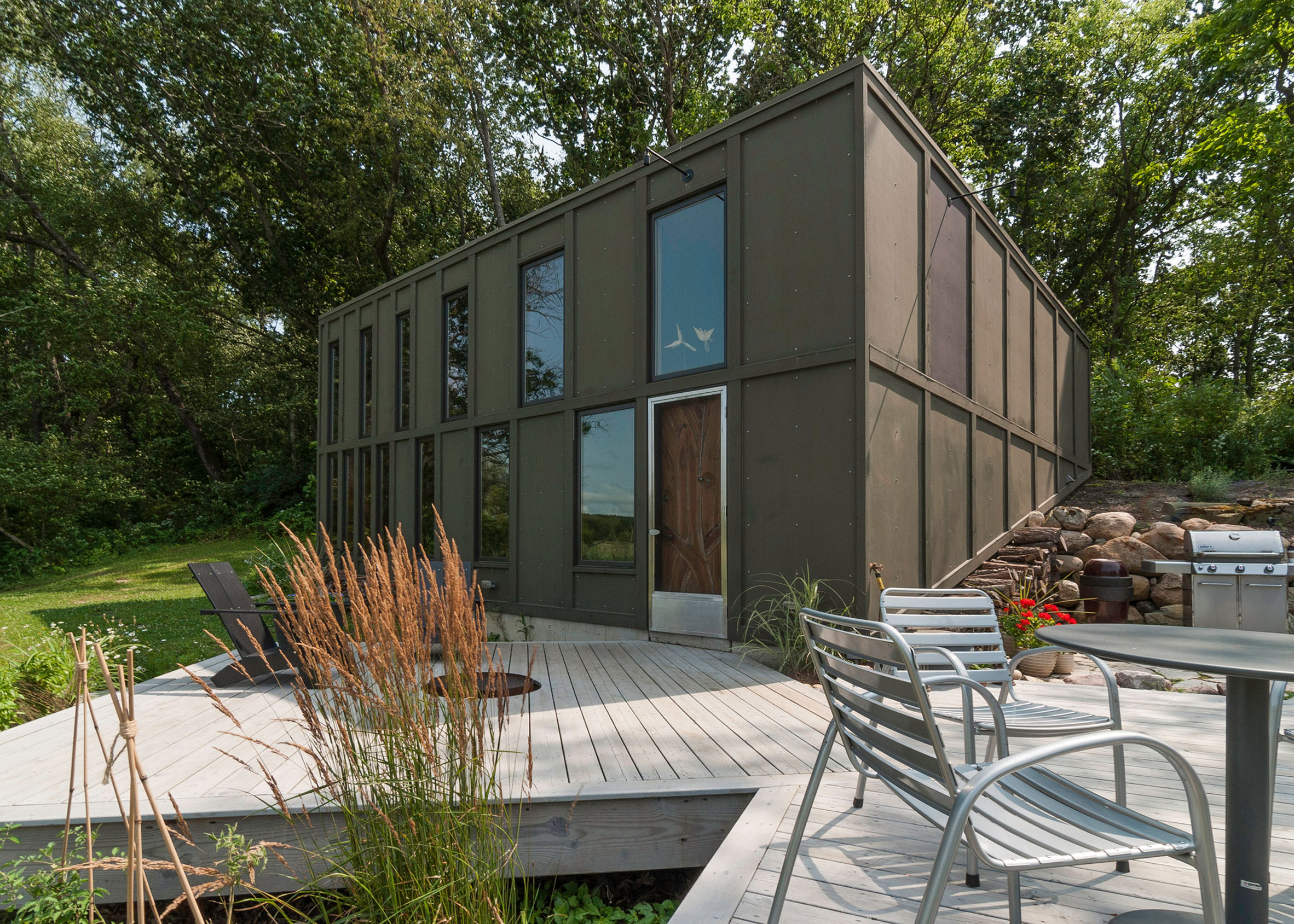 The Box by Bamesberger Architecture