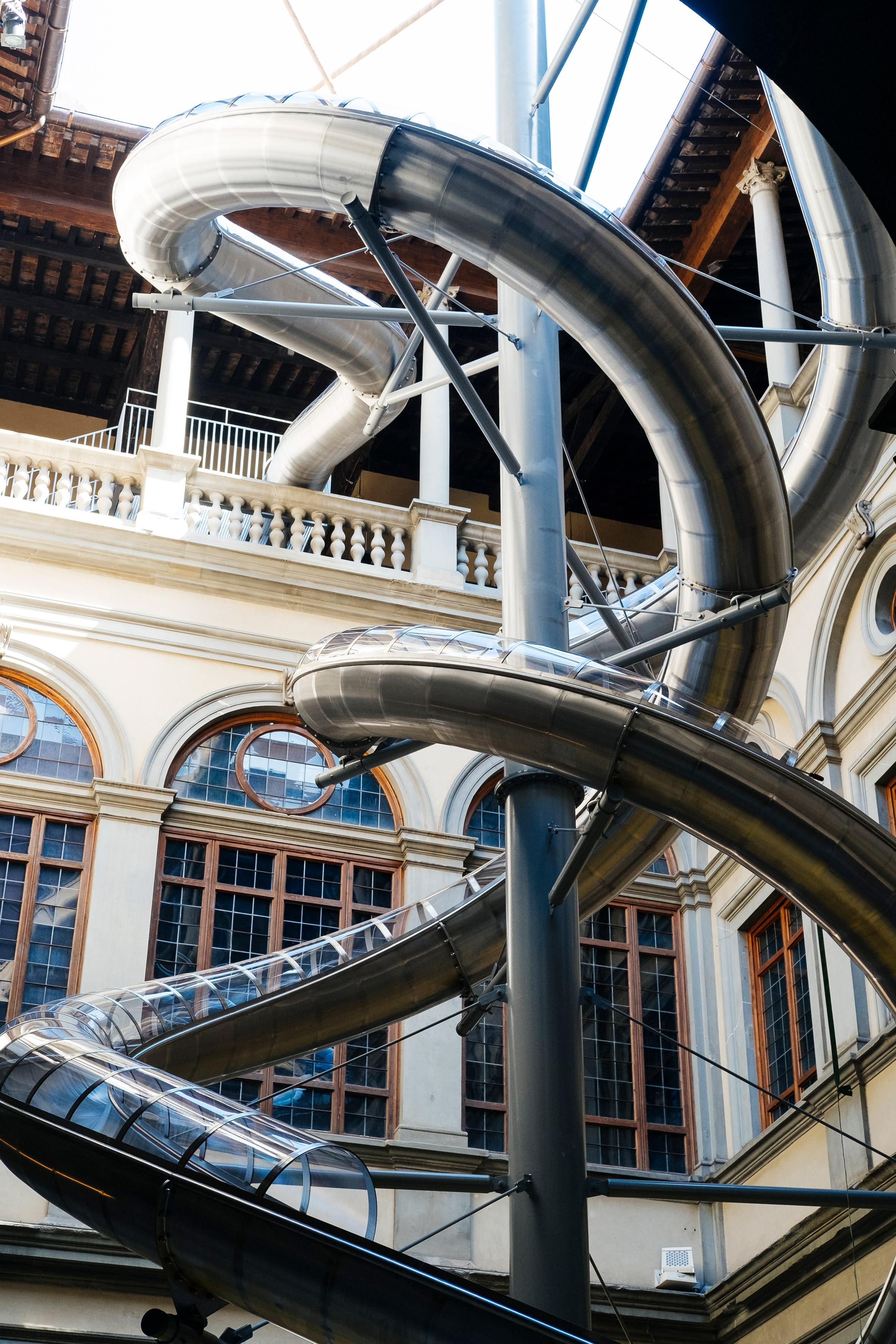Carsten Holler Slide, photograph by Martino Margheri