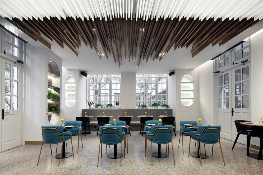 Changning Villa by Coordination Asia