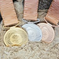 Medals for Commonwealth Games 2018 based on Australia's Gold Coast