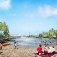 David Adjaye and Michael Van Valkenburgh selected to transform Detroit's West Riverfront Park