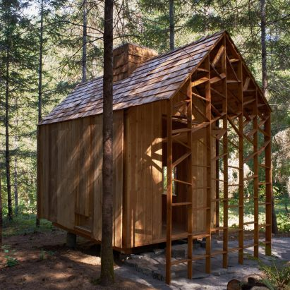 Emerge Oregon cabin by University of Nebraska