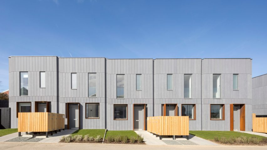 Fab House utilises prefabricated construction to offer affordable modular housing typology