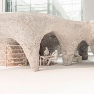 Junya Ishigami's architectural models feature in Fondation Cartier exhibition