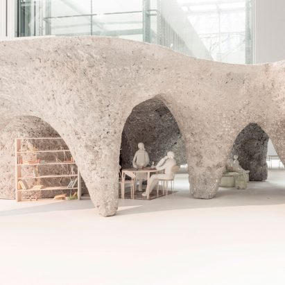 Junya ishigamis architectural models feature in fondation cartier exhibition